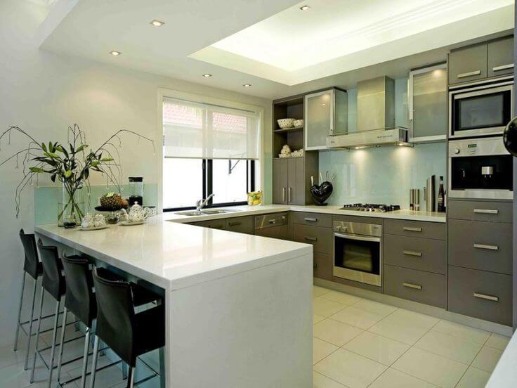 Modular Design Kitchen