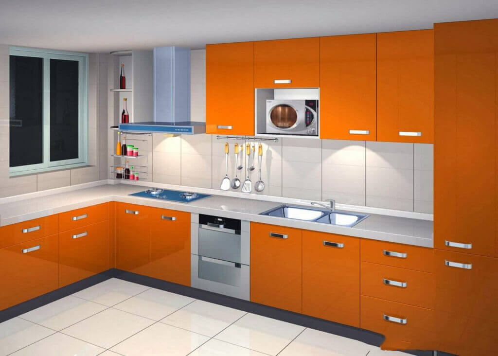 cabinets for kitchen in india. modular kitchen india in apartments