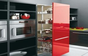 Kitchens Tall Unit Storage