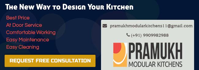 Why you Choose Pramukh Modular Kitchens?