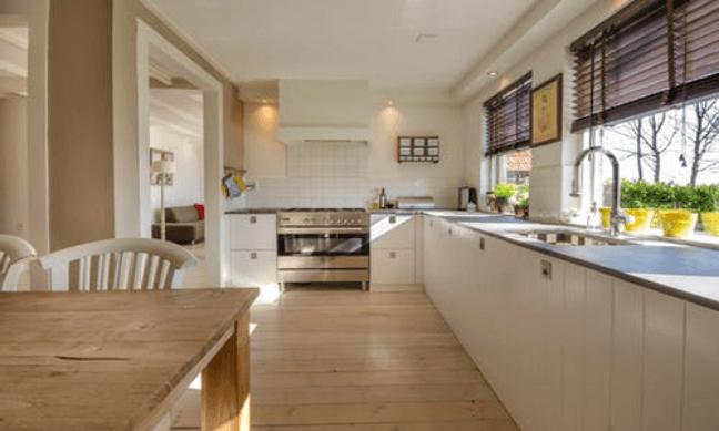 Designing Efficient Kitchen Layout