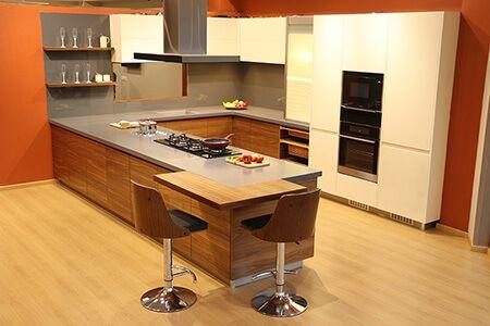 U Shape Kitchens
