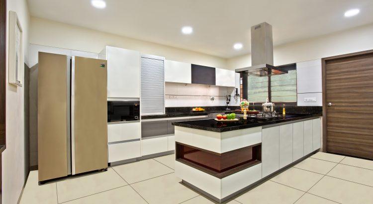 make kitchen spacious
