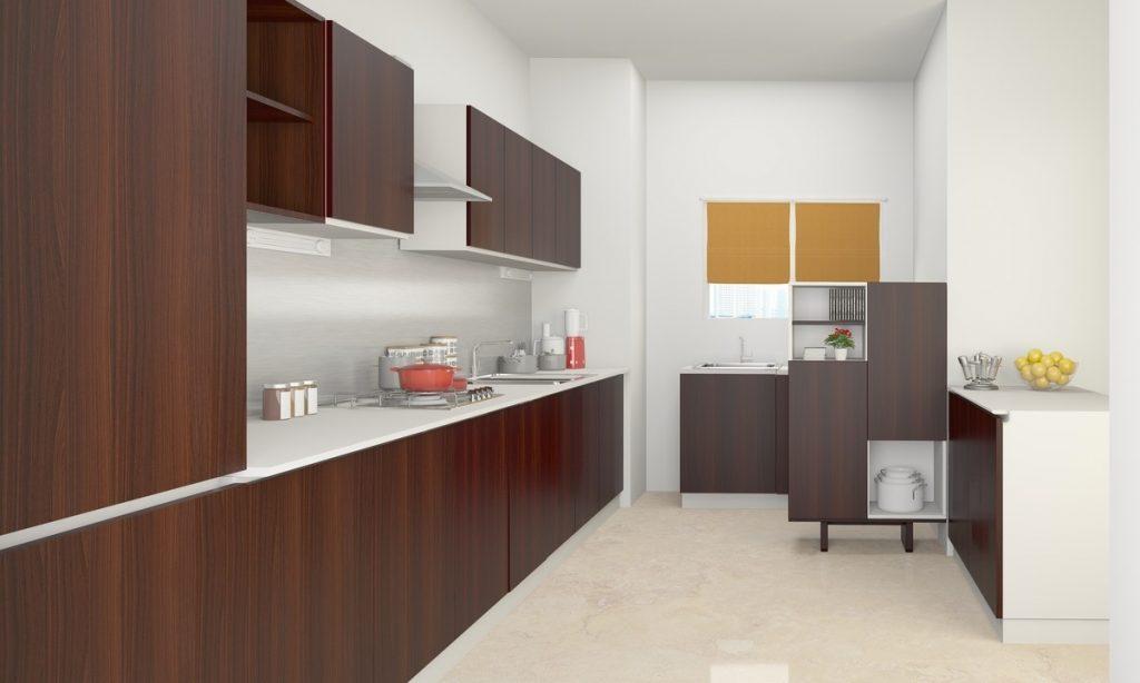 parallel-modular-kitchen
