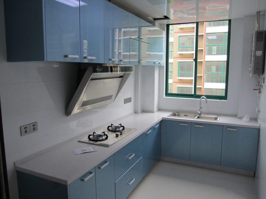 Small modular kitchen Design